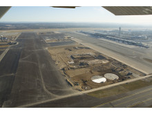 New northern taxiways