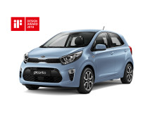 Kia Picanto får en 2018 iF Design Award