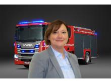 Scania Deutschland Rita Kornek