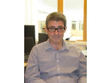 Magnus Ullén, professor i engelska