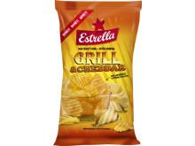 Estrella Grill&Cheddar chips 2017