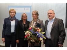 Übergabe des Ko-Vorsitzes der Allianz für Menschen mit Demenz an Monika Kaus