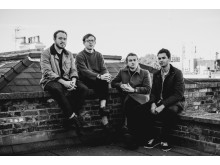 Bombay Bicycle Club til NorthSide 2014