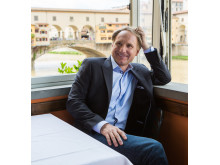Dan Brown_cloes up _Firenze Fotograf: Claudio Sforza