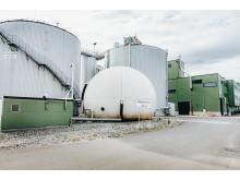 Biogasanlage Cambi Romerike