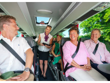 Klimatsmart semester med bussen