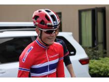Anders Skaarseth under sykkel-VM 2015