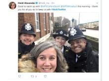 Heidi Alexander MP tweet