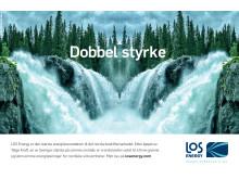 Annonsekampanje: Dobbel styrke