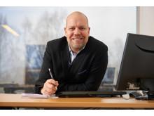 Daniel Grahn, generalsekreterare Erikshjälpen
