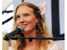 "Anja Hallner ""The Nordic Enya"" – Konsert"