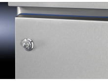 Hygienic Design - Nykonstruerat låsvred stoppar smuts inom livsmedelsindustrin.