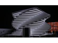 Futuristic traveling pavilions - 2