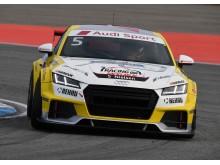 Nicklas Nielsens Audi TT nr 5
