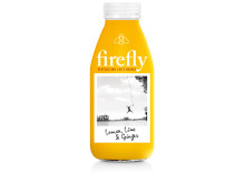Firefly PET Lemon, Lime & Ginger, 400ml