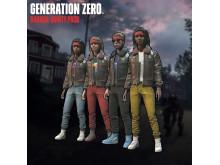 Generation Zero - Pre-order Radical Vanity Pack Square