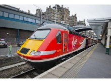 Virgin Trains at Edinburgh