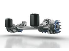 ECO Air trailer running gear