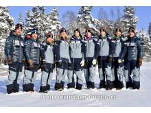 Skicrosslandslaget