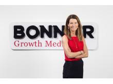 Ulrika Saxon, Affärsområdeschef, Bonnier Growth Media