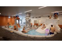 Umeås badhus Navet