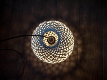 Lamp. Design Studio Ljung & Ljung