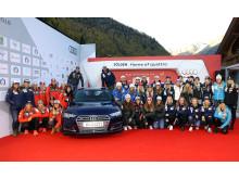 Audi Sölden oktober 2017