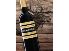 Fantastiskt vin till viltkött! Sydafrikanska Escapades Cab Sauv Shiraz Malbec