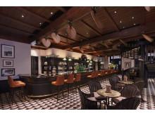 Long Bar - Raffles Singapore