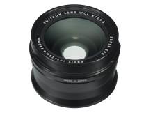 X100F Wide Conversion Lens II Black