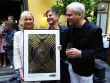 Agnetha Fältskog - SKAP:s pris till Kai Gullmars minne 2013