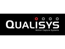 Qualisys logo - black