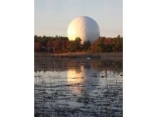 20-metersteleskopet vid Onsala rymdobservatorium, Chalmers