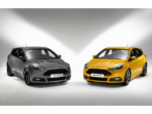 Nye Ford Focus ST vises for første gang på Goodwood Festival of Speed