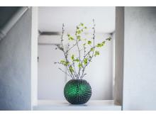 Vas Dagg grön med kvistar