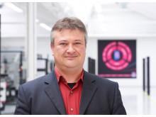 Holger Mrzyglodzik, projektleder på Schubs Steuerungstechnik GmbH.