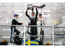Rafflande finalrace avgjorde mästerskapet – Richard Göransson femfaldig STCC-mästare!