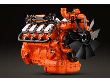 Scania Industriemotor DC 16