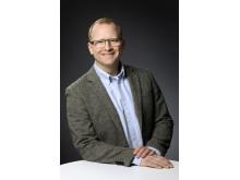 Robin Ljungar, hållbarhetschef TMF