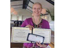 Jenny Hansson - Agneta och Gunnar Nilssons stipendium för studier av Interkulturella relationer