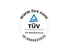 TÜV certificerings logo