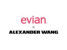 Evian x Alexander Wang