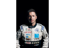 Robert Dahlgren - Volvo Polestar Black R i TTA - Elitserien i racing