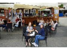 Leipziger Weinfest - Weingenuss am Weinstand Waller