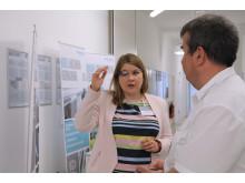 Wissenschaft zum Anfassen: 4. LogistikWerkstatt an der Technischen Hochschule Wildau eröffnet