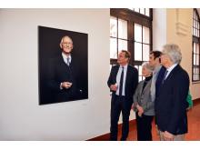 Portrait von Dr. Hinrich Lehmann-Grube (Amtszeit 1990-1998)