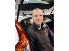 Erik Coelingh Volvo Cars