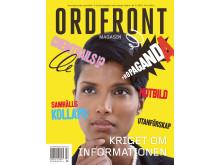 Omslag Ordfront magasin 2