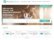 stellenanzeigen.de unterstützt fitnessmarkt.de beim neuen Online-Stellenmarkt: fitnessjobs.de
