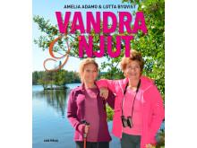 Högupplöst framsidesbild Vandra och njut Adamo/Byqvist